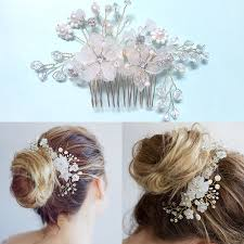 Aliexpress Buy Crystal Hair b wedding hair accessories