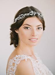 bridal headbands stylist s five fabulous untamed petals bridal headbands we