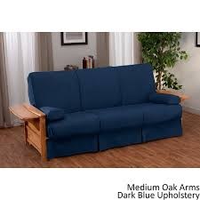 pillow top futon