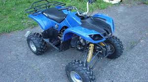 Wildfire 150 Atv Parts by Sunl Chinese 150cc Atv Will Smoke Ur Quad Youtube