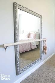 hanging bathroom mirrors with frame u2013 hondaherreros com