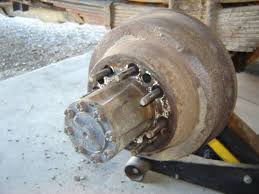 88 Ford F350 Dump Truck - 85 dually brake drum removal help diesel forum thedieselstop com