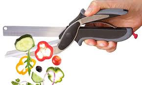 cutter de cuisine two in one kitchen scissors groupon
