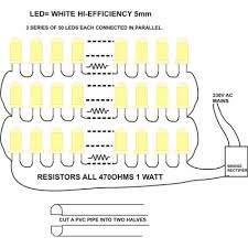 circuit inside led tube