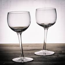 tipsy wine glass wonky glasses to confuse your friends menkind