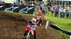 motocross racing videos youtube emx 150 round of great britain race 1 highlights motocross 2015
