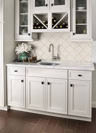 antique white kitchen cabinets with subway tile backsplash antique white arabesque subway tile subway tile highland