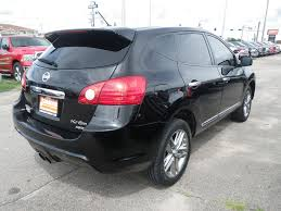 black nissan rogue 2010 nissan rogue s krom edition for sale used cars on buysellsearch