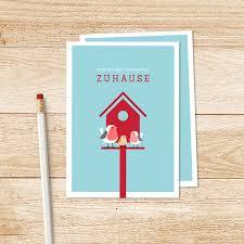 Eigenheim Gesucht Zuhause Gesucht U2013 Postkarten Entwurf