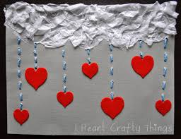the day it rained hearts i heart crafty things