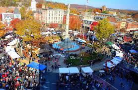 halloween city in whitehall pa foodie events in lehigh valley discover lehigh valley