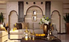 Arabian Home Decor Arched Wall Decor Using Modern Arabian Home Decor For Small Family