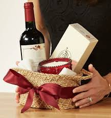 wine basket ideas gift basket ideas picmia