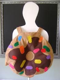 Kids Donut Halloween Costume Baby Donut Hole Halloween Costume Munchkin Thecostumestop