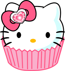 kitty happy birthday clipart clipartxtras