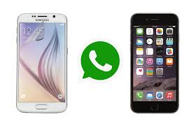 from android best three ways to transfer whatsapp from android to iphone