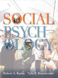 social psychology 13th edition by robert baron attitude