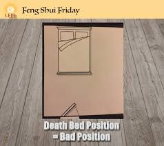 Bed Position Feng Shui Fengshui Friday Bed Positions Death Position This Is When Your