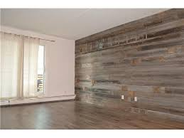 Laminate Flooring On Walls Using Laminate Wood For Accent Wall Pictures To Pin On Light Gray