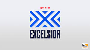 Excelsior Flag Logo For Ny Excelsior And Overwatch League Esports Team