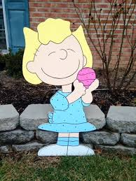 peanuts snoopy sally easter yard decorations peanuts snoopy