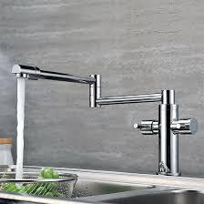 robinet escamotable cuisine installez un robinet de cuisine rabattable pour plus de style