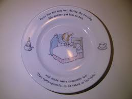wedgwood rabbit wedgwood rabbit bread and butter plate beatrix potter