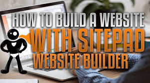 build a how to build a beautiful website using sitepad s website builder