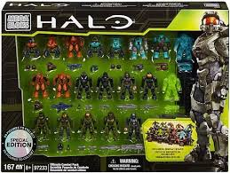 legos sale black friday mega blok halo ultimate combat pack 20 figures great for the