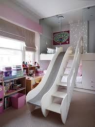 Plans To Build A Bunk Bed With Stairs by Turn The House Into A Playground U2013 Fun Slides Designed For Kids
