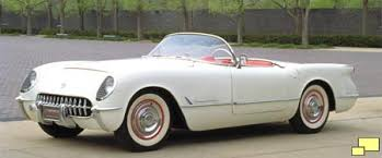 year corvette made 1953 corvette c1 modest beginnings