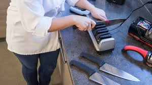 how to sharpen kitchen knives at home how to sharpen kitchen knives