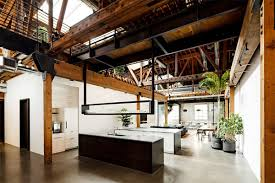 office loft ideas warehouse turned into a loft office interior design ideas