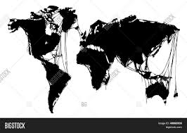 halloween background white abstract grim world map halloween background stock vector u0026 stock