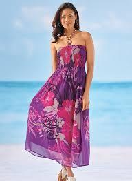 sun dress smocked halter sundress amerimark online catalog shopping for