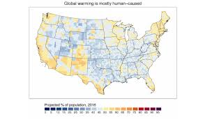 does your county believe in climate change check the map futurity