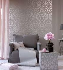 best 25 pink and grey wallpaper ideas on pinterest grey bedroom