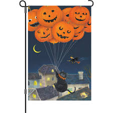 halloween windsock fall halloween garden flags unique flying objects the coolest