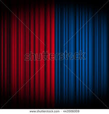 Red Blue Curtains Blue Drapes Stock Images Royalty Free Images U0026 Vectors Shutterstock