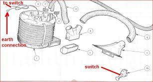 tr2 3 3a tr3 heater wirer