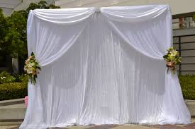 wedding backdrop curtains wedding curtains curtains ideas