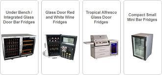 glass door bar fridge perth bar fridges wa bar fridges wa