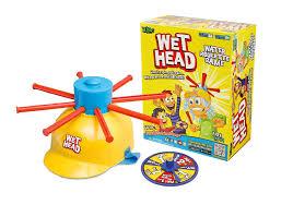 amazon com wet head game toys u0026 games