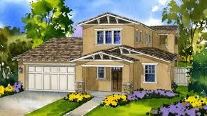 California Bungalow by Residence 1x Sandia Floor Plan In Avocet At Esencia
