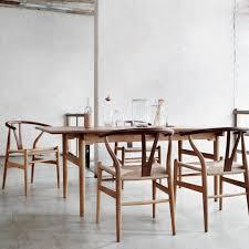 design stehle klassiker wishbone chair ch 24 carl hansen bild 2 living at home