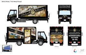 Kitchen Cabinets Van Nuys Vehicle Wrap Designs On Behance