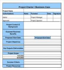 free project charter template for excel reference letter to rent