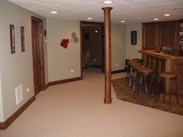 Cool Finished Basements Finished Basement Pictures With Bars Basement Decoration