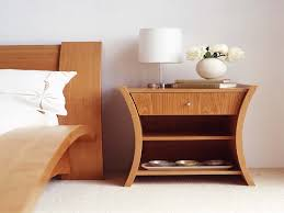 Bedside Table Ideas Furniture Unique Design Bedside Table Ideas Best Designs Of