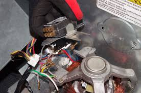 electric trash compactor how to replace a trash compactor motor centrifugal switch repair